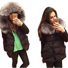 Winter Fashion Jackets Women Cotton Full Sleeve Covered Button Light Down Coats