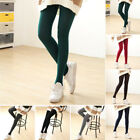 Women's Winter Knit Sweater Footed Tights Soft Warm Stretch Stockings Pantyhose