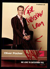 Oliver Pocher TOP AK Orig. Sign. u.a. 5 gegen Jauch +72634