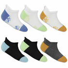 Fruit of the Loom Boys Infant Toddler Core No Show Socks 6 Pairs