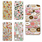 Case Apple Cover For iPhone 6 6 Plus Food Pizza Donuts Sushi Hotdog Iced Creammy