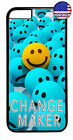 cell phone case maker - Change Maker Smiley Rubber Case Cover For iPhone 8 7 Plus 6 5 4 X