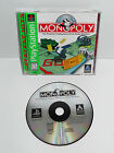 Monopoly Sony Playstation PS1 Black Disc ~ Complete  ~ Play Station