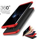 Shockproof 360° Hard Case Protective Cover For Samsung Galaxy S7 Edge S8 S9 Plus