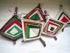 Ojo De Dios Xmas Decor Set of 5 Christmas Deocrations BuyFree Post for 3+ items