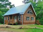 "Log Cabin Kit- ""AVERETT"" 1,251 square feet 36' x 26' DRIED IN $49,000.00"