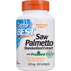 Doctor's Best Best Saw Palmetto 320 mg 180 Sgels