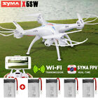 Syma X5SW 2.4G 6-Axis Gyro RC Quadcopter with Camera HD WIFI Drone FPV Real Time