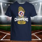 HOUSTON ASTROS WORLD SERIES CHAMPIONS 2017 T-SHIRT, ADULT UNISEX on Ebay