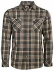 Quiksilver Men's Tang Plaid Flannel Shirt