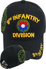 Army Infantry Division Caps