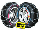 Snow Chains 4WD-4x4-SUV-Van and Camper Van for All Tyre Sizes, sold in pairs NEW <br/> Watch our online fitting video - Free and Fast Delivery