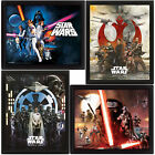 New Star Wars 3D Lenticular Poster A New Hope The Force Awakens Rogue One Gift £5.95 GBP