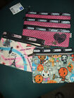 Lot of 3 Cosmetic Bags ~LeSportsac. Cute characters 2 New with tags. Hell Kitty