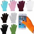 UNISEX WINTER TOUCH SCREEN GLOVES IPHONE IPAD LG SAMSUNG MOTO PHONE MAGIC GLOVES