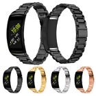 Stainless Steel Watch Band Strap Folding Clasp for Samsung Gear Fit2 / Fit2 Pro