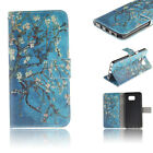 For iPhone 5S SE 6 6S 7 Plus Magnetic Leather Flip Wallet Card Stand Case Cover