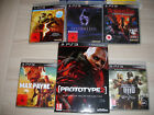 Playstation 3 PS3 Spiele Game Sammlung Survival Horror Action Playstation3 Spiel