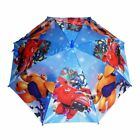 New Kids Girls Boys Character Umbrella Rainproof Parasol Sunshade Xmas Gift