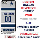 Dallas Cowboys NFL Phone Case Cover for LG G6 G5 G4 HTC One m9 Moto E G X etc.