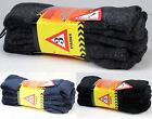 New 3 6 12 Pairs Mens Heavy Duty Winter Warm Thermal Wool Boots Socks Size 9-13