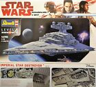 Revell 1/2700 Star Wars Imperial Star Destroyer Plastic Model Kit 06719 Disney