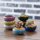 Ceramics Flower Pot Succulent Cactus Holder Bowl Plant Bonsai Office Table Decor