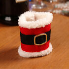 4pcs Christmas Napkin Rings Serviette Holder Wedding Banquet Dinner Decor P&C