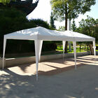 Gazebo Party Tent With Carry Bag Beach Folding Canopy 10'x 20' Wedding