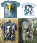 NEW The Mountain Eagle Collage Unisex Adult T-Shirt 100% cotton ALL SIZE  image