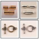 Antique Clasps Connectors Pack Of 5 Jewellery Making Choose Your Style !!!