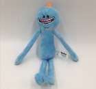 "10"" Rick And Morty Mr Meeseeks Happy & Sad Face Stuffed Plush Doll Soft Toy"