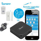 Sonoff RF Bridge 433 Wifi Remote Smart Switch DIY Timer Smart Security Home Kits