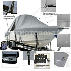Clearwater+2200+WI+CC+Center+Console+T%2DTop+Hard%2DTop++Fishing+Storage+Boat+Cover