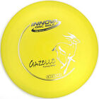 NEW Yellow DX GAZELLE Stable Fairway Driver 175g Innova Disc Golf Silver Foil