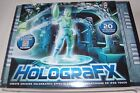 HOLOGRAFX  CREATE AMAZING HOLOGRAPHIC EFFECTS USING YOUR SMARTPHONE OR IPOD TOUC
