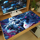 Anime Fate Desk Pad Mouse Mat Large Gaming Mouse Pad Keyboard Desk Play Mat
