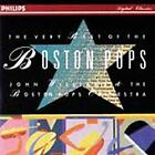 The Very Best of the Boston Pops (CD, May-1991, Philips) Mint cond. but opened.