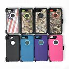 Defender case for Apple iPhone 7 Plus Case Rugged Protection Belt Clip - NEW