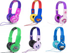 Kid Safe Over-the-Ear Headphones Volume Limiting - Boys and Girls - Many Styles