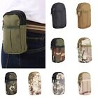 Outdoor Waterproof Tactical Military Waist Bag Pack Camping Hiking Phone Pouch