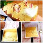 """24k 100% pure gold leaf for facial mask spa anti-wrinkle real genuine 1.18"""""""