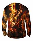 """Yizzam - """"the Fall Of The Damned""""-  New Mens Long Sleeve Shirt"""