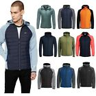 JACK AND JONES MENS T3CH MULTI QUILTED PADDED LIGHTWEIGHT  STYLISH JACKET XS-2XL