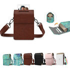 Fujifilm Instax SHARE SP-2 Smart Phone Printer Leather Case Bag Cover with Strap