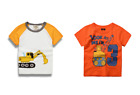 Peijie new 100%cotton kids T-shirt for boys toddler