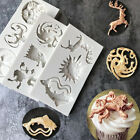 Game of Thrones 3D Silicone Fondant Mould Cake Molds Chocolate Baking Decor Tool
