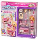 NEW SHOPKINS Shoppies Playsets Happy Places Gourmet Kitty Kitchen Pony Stables