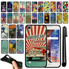 "For LG Tribute HD LS676 X Style 5"" X Skin Black TPU SILICONE Case Cover + Pen"