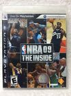 NBA 09: The Inside PLAYSTATON 3 Complete with instructions and play Tested!